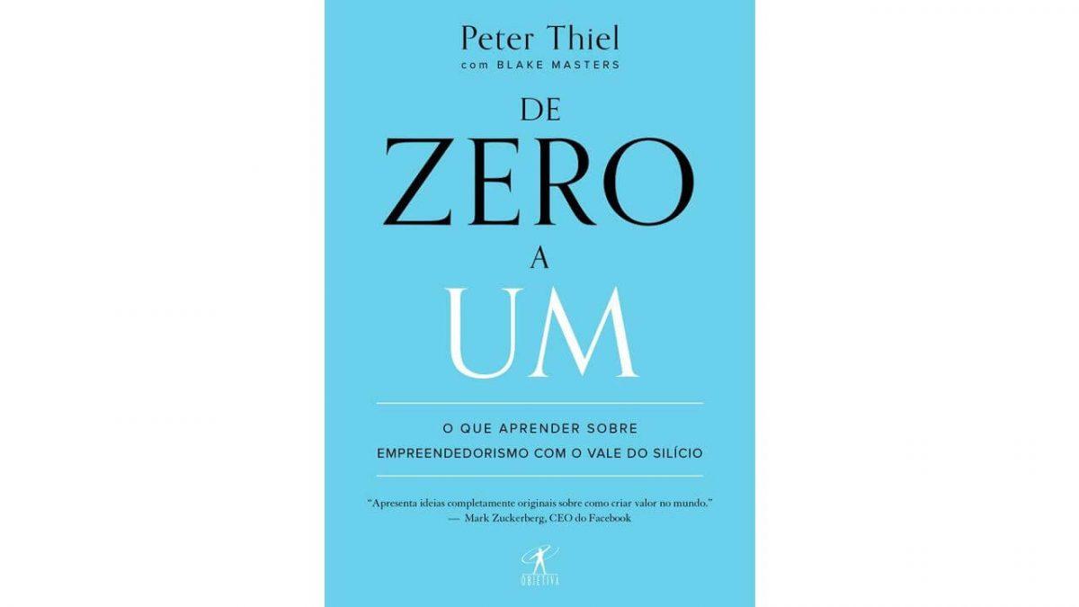 livros de empreendedorismo - de zero a um