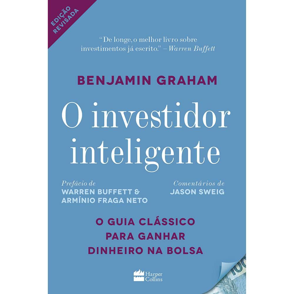 livros de empreendedorismo - o investidor inteligente