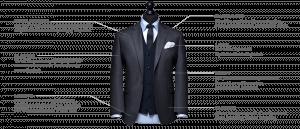Loja virtual de roupas masculinas leva alfaiate a domicílio