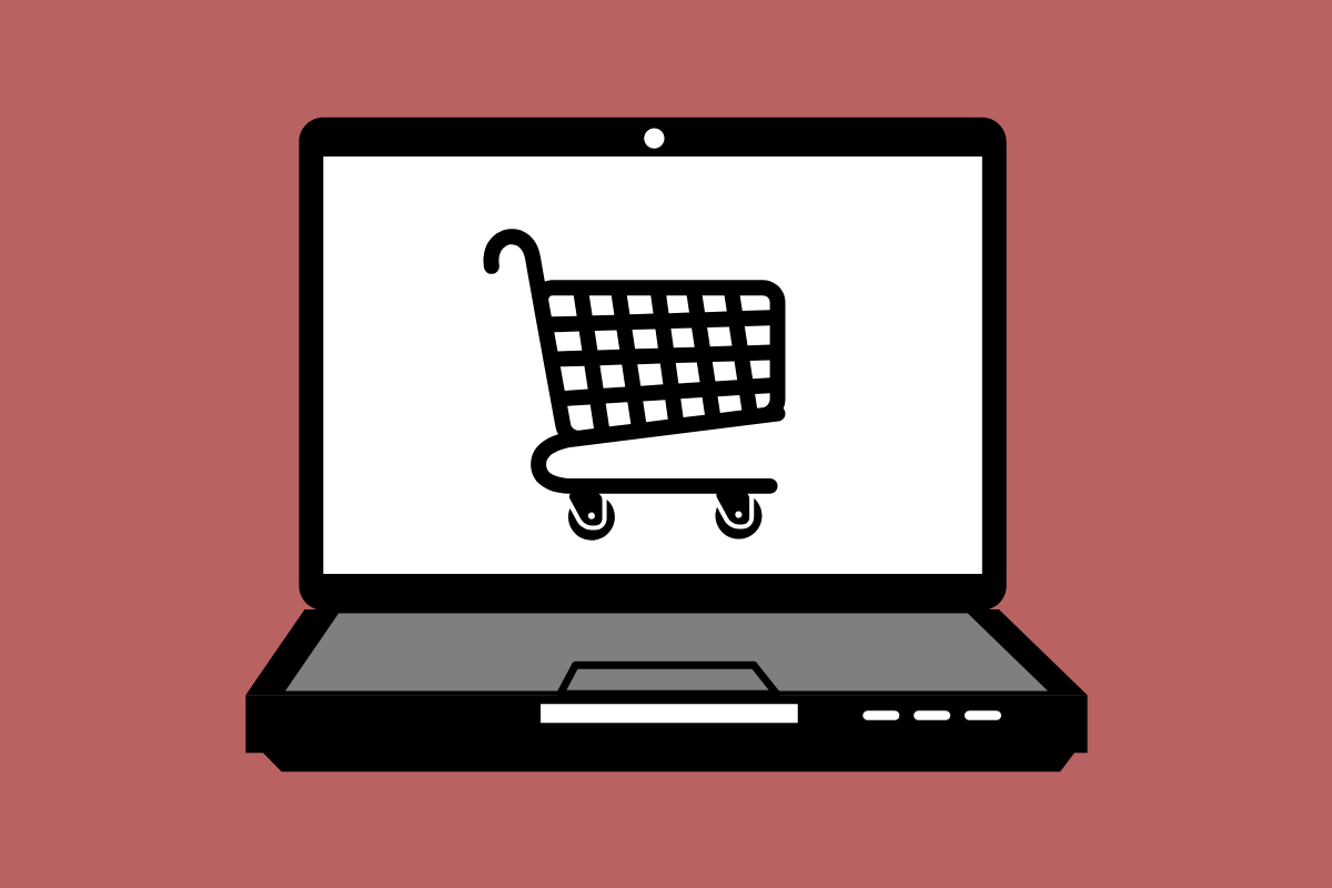 loja virtual de acessórios ecommerce
