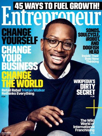 revistas de negocios entrepeneur
