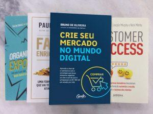 Os 10 melhores livros sobre Ecommerce