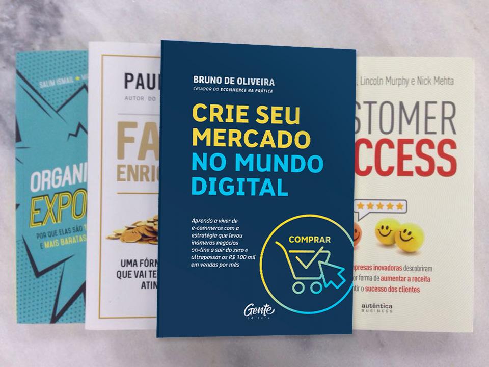 b03cbfdad Os 10 melhores livros sobre Ecommerce - Veja a Lista!