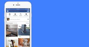 Marketplace do Facebook começa a ser testado na Europa