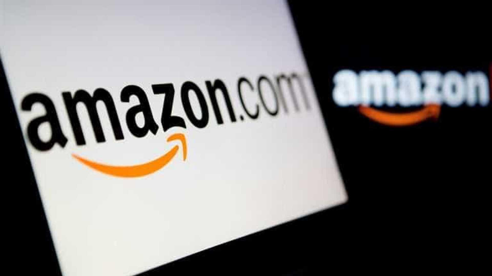 chegada da Amazon ao Brasil