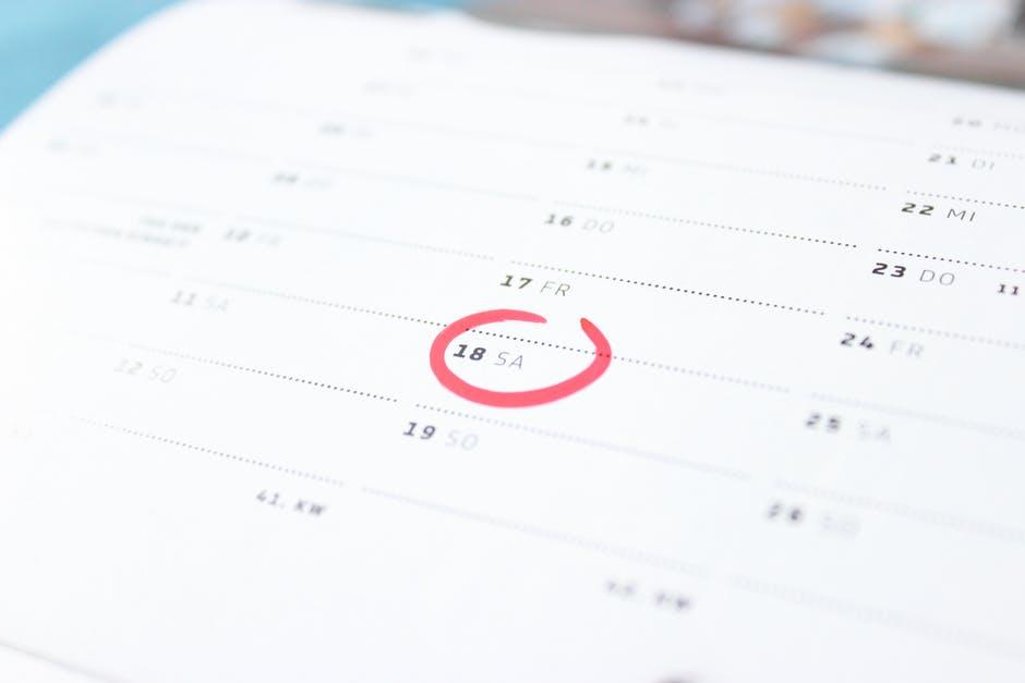 Calendário do Varejo 2018