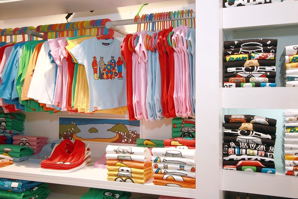 loja virtual de roupa infantil