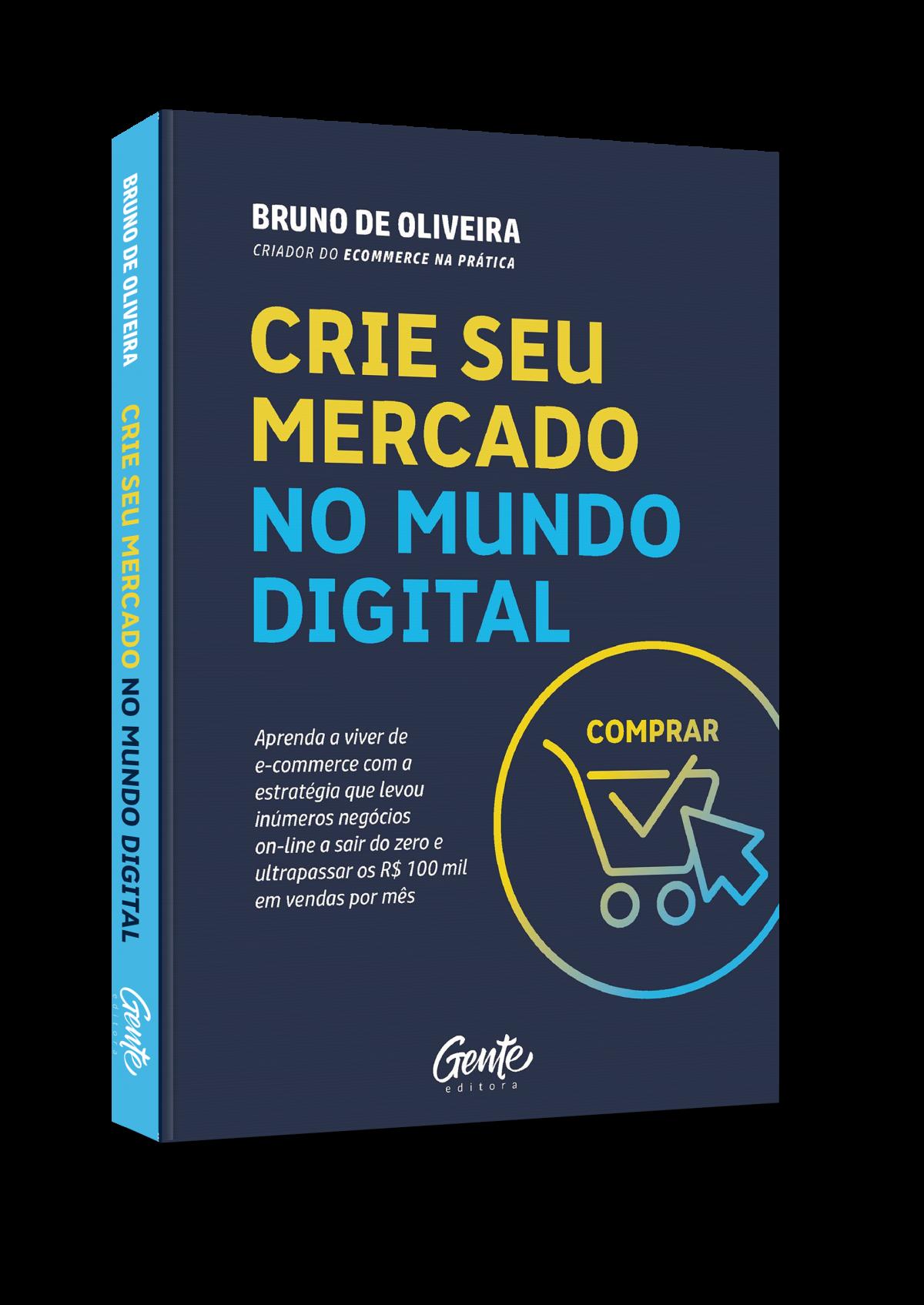 capa do livro crie seu mercado no mundo digital