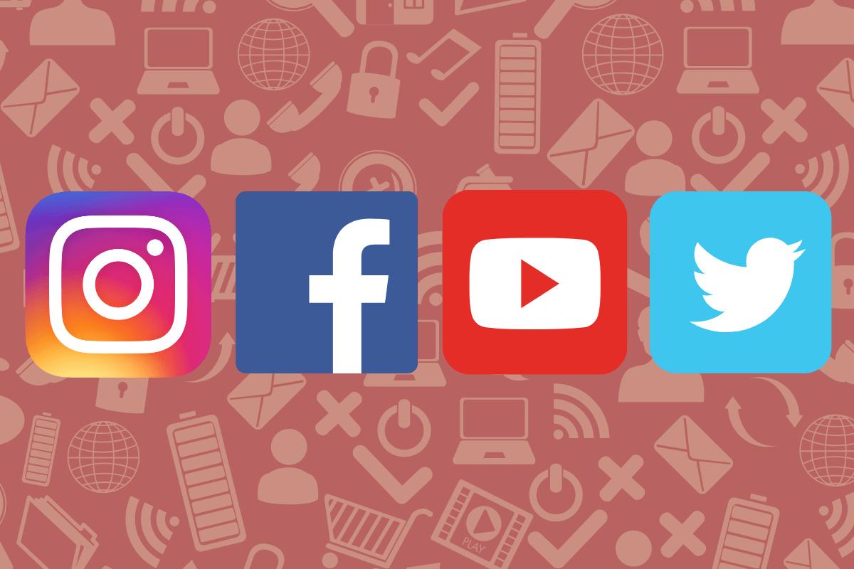 tirar ferias redes sociais