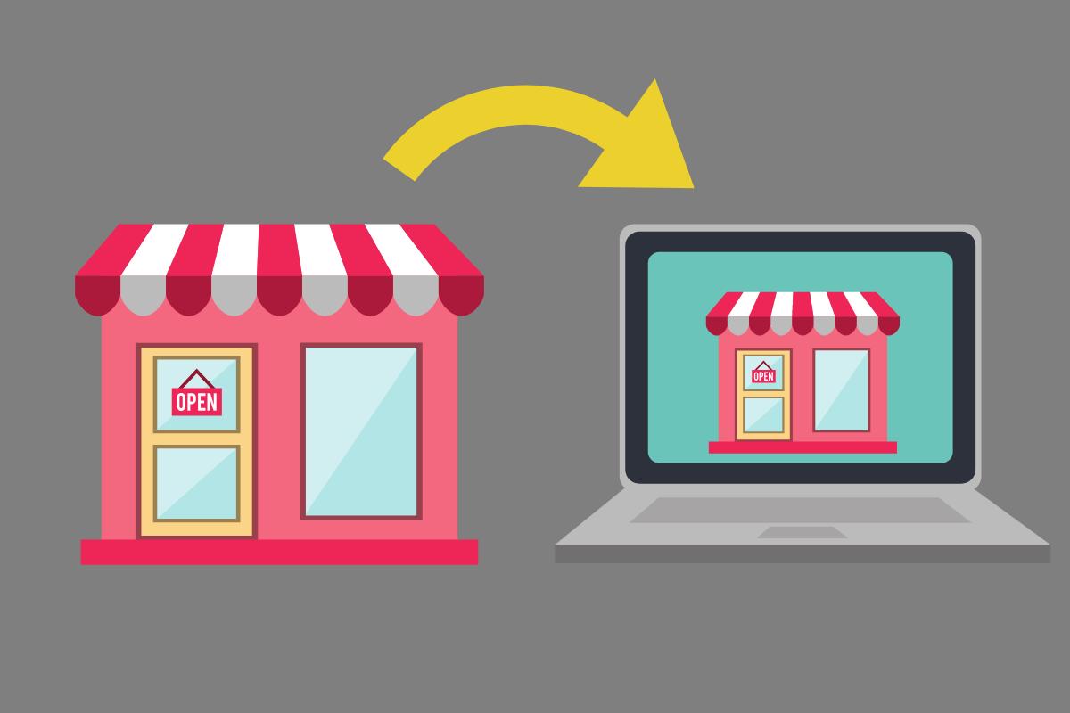 vender online