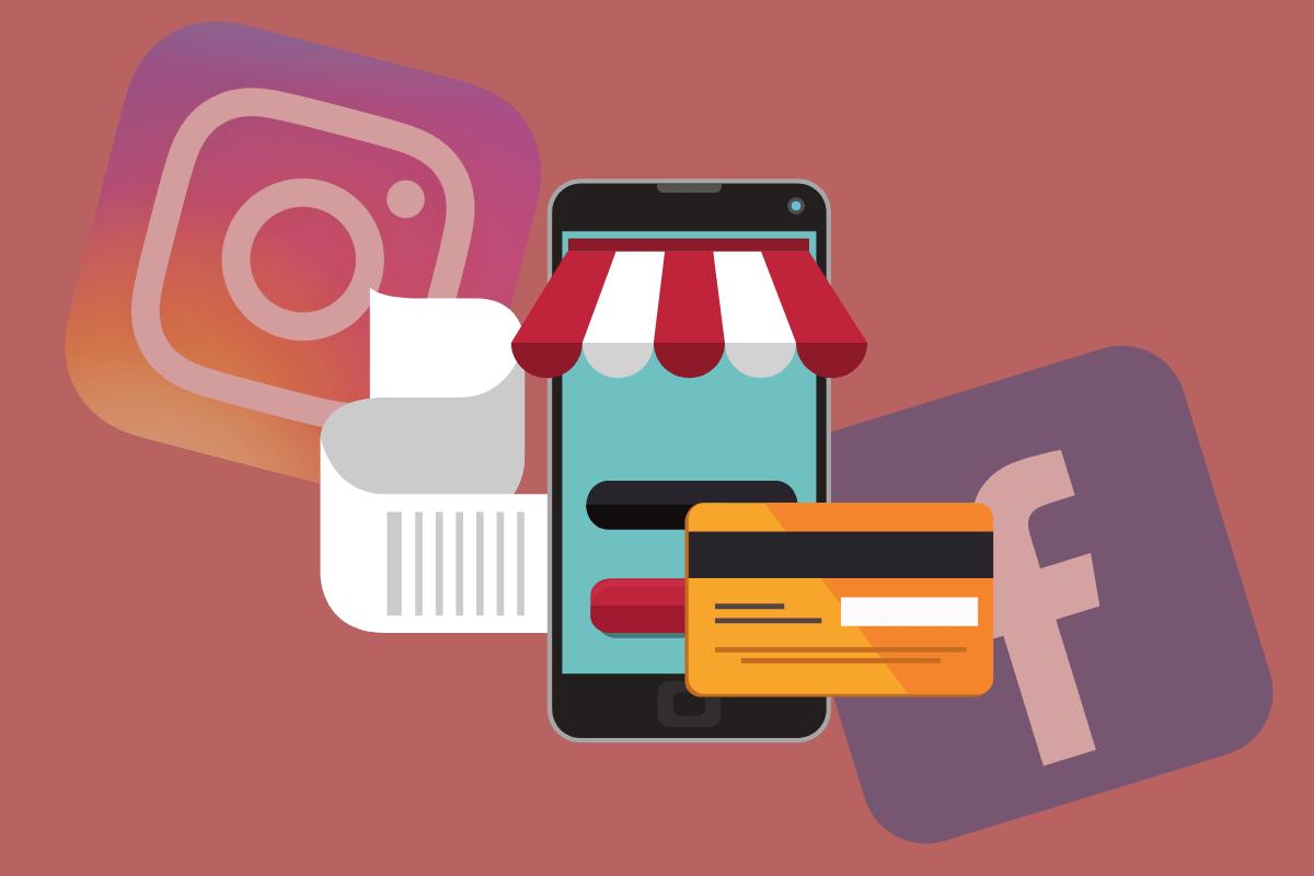 loja virtual redes sociais