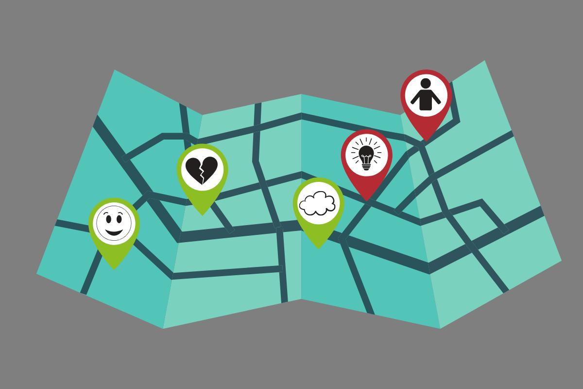 persona mapa da empatia