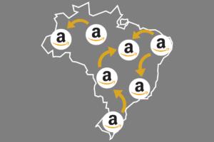Amazon aposta em ações para atrair brasileiros
