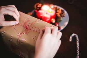 O que o cliente busca ao comprar presentes de Natal