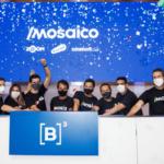 Mosaico Tem Estreia Avassaladora na B3. Confira!