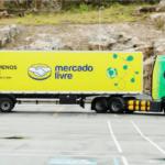 Mercado Livre Aposta em Frota com Caminhões Movidos a Gás