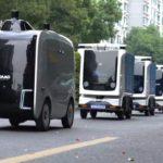 Robôs do Grupo Alibaba Entregam 1 Milhão de Pacotes na China